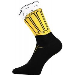 WiTSocks unisex zokni - Sör 3