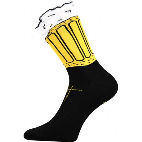 Unisex zokni - Sör