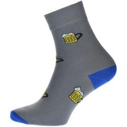 WiTSocks unisex zokni - sör 2