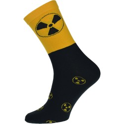 WiTSocks férfi zokni - radioaktivitás