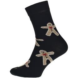 Unisex zokni - Mézeskalács