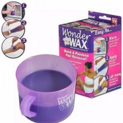 Wonder Wax gyanta az egyszerű szőrtelenítéshez - 141 g
