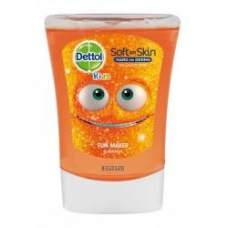 Dettol utántöltő Dettol Kids érintés nélküli kézmosó készülékbe - Mókamester - Grapefruit - 250 ml