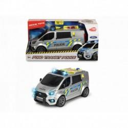 Rappa Ford Transit rendőrautó - cseh verzió