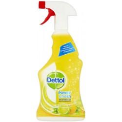 Dettol antibakteriális felülettisztítószer, spray - citrom és lime - 500 ml