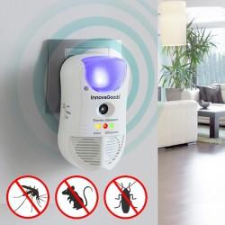 InnovaGoods parazitariasztó LED-del és érzékelővel, 5 az 1-ben