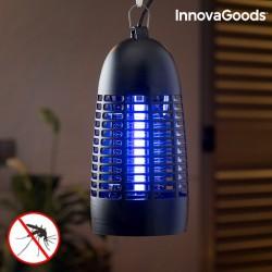 InnovaGoods KL-1600 világító rovarcsapda - 4 W - fekete