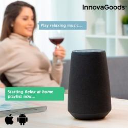 InnovaGoods VASS intelligens hangasszisztens Bluetooth hangszóróval