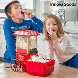 InnovaGoods Sweet & Pop Times popcornsütő- 1200 W - piros