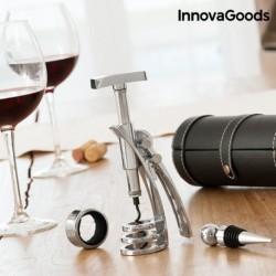 InnovaGoods Screwpull borkészlet dugóhúzóval