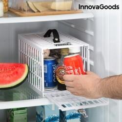 InnovaGoods Food Safe biztonsági ketrec hűtőszekrénybe