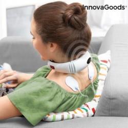 InnovaGoods elektromágneses masszázsgép nyakra és hátra
