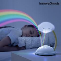 InnovaGoods Libow LED szivárvány projektor