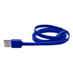 USB - micro USB töltőkábel - 50 cm
