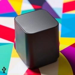 Vezeték nélküli Bluetooth hangszóró USB - 3 W - 146132 - fekete