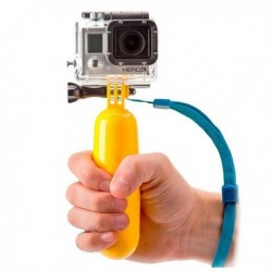 Úszó szelfibot akciókamerára - sárga