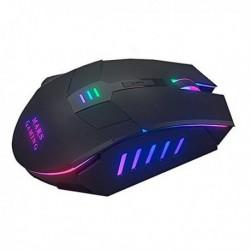 Mars Gaming Tacens MM116 gamer egér - 3200 DPI - fekete