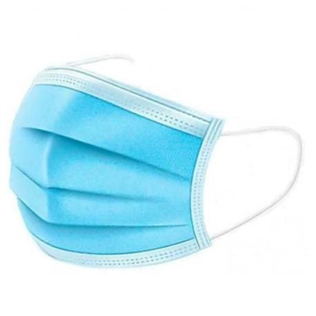 Egészségügyi szájmaszk - kék