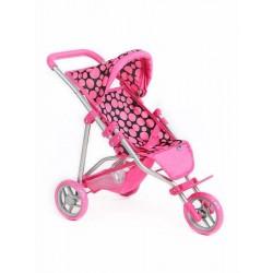 PlayTo sport babakocsi Olivie babához - rózsaszín