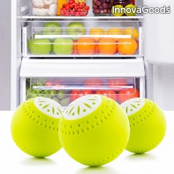 InnovaGoods labdák hűtőszekrénybe - 3 db