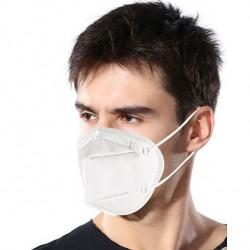 Légzésvédő GB2626-2006 - KN95, FFP2 - 1 db