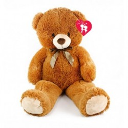 Rappa nagy plüss medve - 90 cm