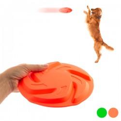 Neon frizbi kutyáknak