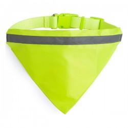 Pet Bandana fényvisszaverő kendő - sárga