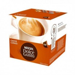 Nescafé Dolce Gusto kapszulák - Lungo - 16 db