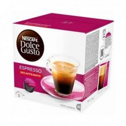 Nescafé Dolce Gusto kapszulák - Espresso Decaffeinato - 16 db