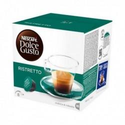 Nescafé Dolce Gusto kapszulák - Espresso Ristretto - 16 db