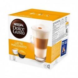 Nescafé Dolce Gusto kapszulák - Latte Macchiato - 16 db