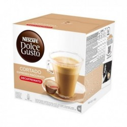 Nescafé Dolce Gusto kapszulák - Espresso Macchiato Decaffeinato - 16 db
