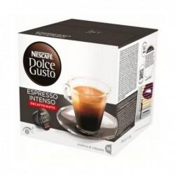 Nescafé Dolce Gusto kapszulák - Espresso Intenso Decaffeinato - 16 db