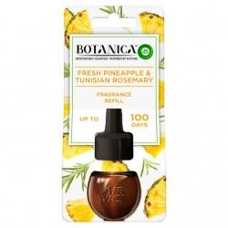 Air Wick Botanica folyékony utántölő elektromos légfrissítőbe - üde ananász és tunéziai rozmaring - 19 ml
