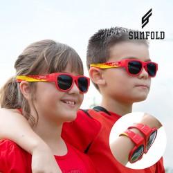 Sunfold összecsukható napszemüveg gyerekeknek - Mondial - Spanyolország