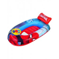 Bestway gyerek felfújható csónak volánnal - Spider-Man