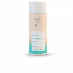 YOU & OIL ápoló sampon minden hajtípusra - 200 ml