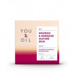 YOU & OIL szappan érett bőrre - Energia