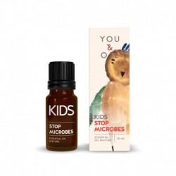 YOU & OIL illóolaj keverék mikrobák ellen - gyerekeknek - BIO - 10 ml