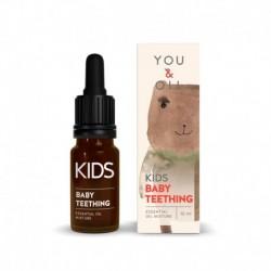 YOU & OIL illóolaj keverék az első fogakra - gyerekeknek - BIO - 10 ml