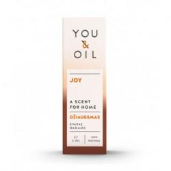YOU & OIL légfrissítő - Öröm - 5 ml