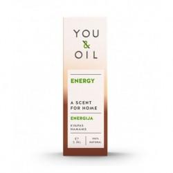 YOU & OIL légfrissítő - energia - 5 ml