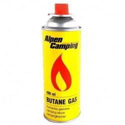 Alpen Camping Butane GAS gázpalack - 400 ml