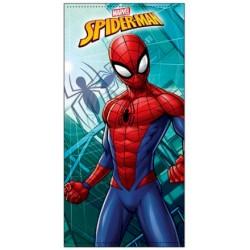 MCM fürdőlepedő - Spiderman - kék - ER4276