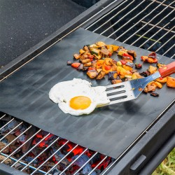 Teflonos grill alátét - InnovaGoods - 2 db