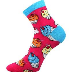 Boma unisex zokni - jégkrém