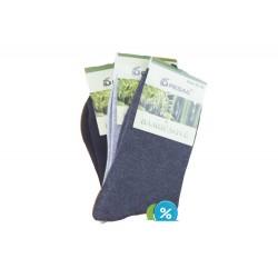 Pesail női bambusz zokni SN1100B - 3 pár