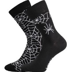 Lonka uniszex zokni - pókháló