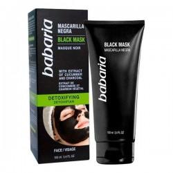 Babaria detoxikáló fekete maszk - 100 ml